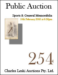 Leski Auctions- Sport and General Memorabilia, 10th February 20.jpg