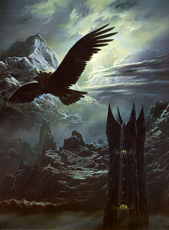 File:Ted Nasmith - Gandalf Escapes Upon Gwaihir.jpg