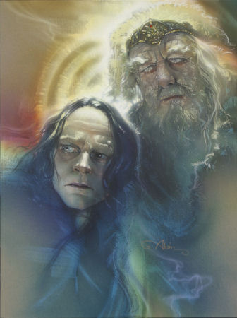 File:John Alvin - Untitled (Theoden and Wormtongue).jpg