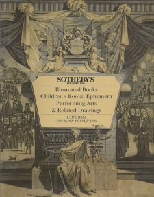 Sotheby's Illustrated Books, Children's Books, Ephemera, Performing Arts and Related Drawings 4 May 1995.jpg