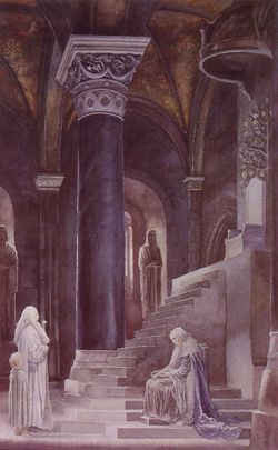 Alan Lee - The Steward of Gondor.jpg