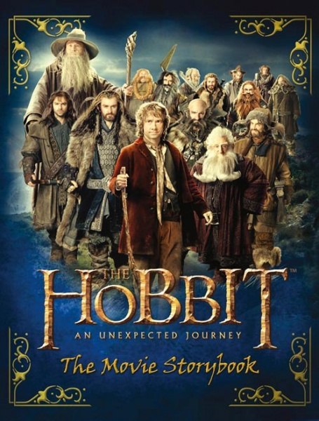 File:The Hobbit - An Unexpected Journey - The Movie Storybook.jpg