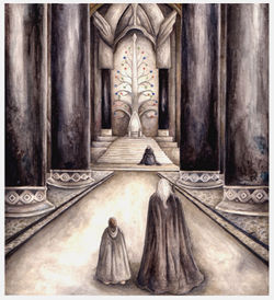 Peter Xavier Price - The Tower Hall of Denethor.jpg