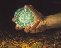 Donato Giancola - The Arkenstone.jpg