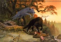 Ted Nasmith - Huan's Leap.jpg