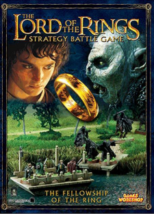 the lord of the rings strategy battle game the fellowship of the