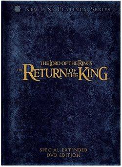 The lord of the rings: the return of the king (extended edition).