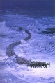 Ted Nasmith - Fingolfin Leads the Host Across the Helcaraxë.jpg