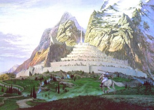 Ted Nasmith - Minas Tirith at Dawn.jpg