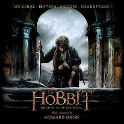 The Hobbit - The Battle of the Five Armies - Original Motion Picture Soundtrack.jpg