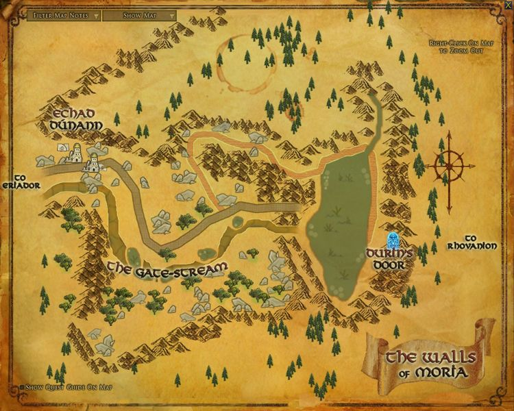 File:The Lord of the Rings Online - The Walls of Moria map.jpg
