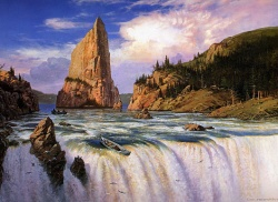 Ted Nasmith - At the Falls.jpg