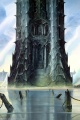 John Howe - Orthanc Destroyed.jpg