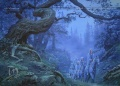 Ted Nasmith - Elf Woods.jpg