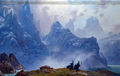 Ted Nasmith - The Blue Wizards Journeying East.jpg