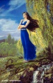Ted Nasmith - Lúthien at Tol Galen.jpg