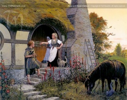 Ted Nasmith - Sam and Rosie Cotton.jpg