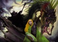 Per Sjögren - Eowyn and the Witch King (2004).jpg