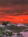 Ted Nasmith - Maglor Casts a Silmaril into the Sea.jpg