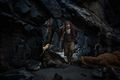The Hobbit - An Unexpected Journey - Bilbo sneaking out.jpg