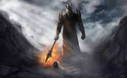 Joel Kilpatrick - Morgoth and Fingolfin.jpg