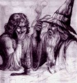 Jose Rodriguez - Gandalf and Aragorn.jpg