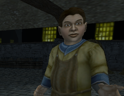 The Lord of the Rings - The Fellowship of the Ring (video game) - Bob.png
