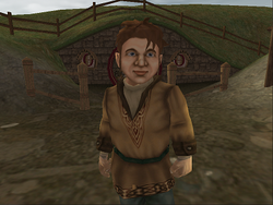 The Lord of the Rings - The Fellowship of the Ring (video game) - Milo Burrows.png