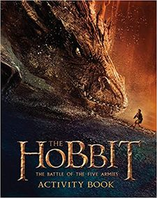 The Hobbit The Battle of the Five Armies Activity Book.jpg