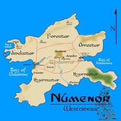 Nºmenor Tolkien Gateway