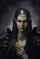 Sara M. Morello - Sauron and the One Ring - Evil in Arda.jpg