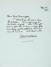 Letter to Fay Damington (16 November 1971).jpg
