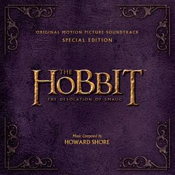 The Hobbit - The Desolation of Smaug - Original Motion Picture Soundtrack - Special Edition.jpg