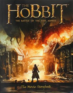 The Hobbit - The Battle of the Five Armies - The Movie Storybook.jpg
