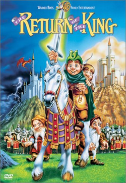The Return of the King (1980 film) - cover.png